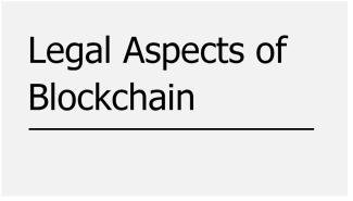 blockchain innovation group - education 6