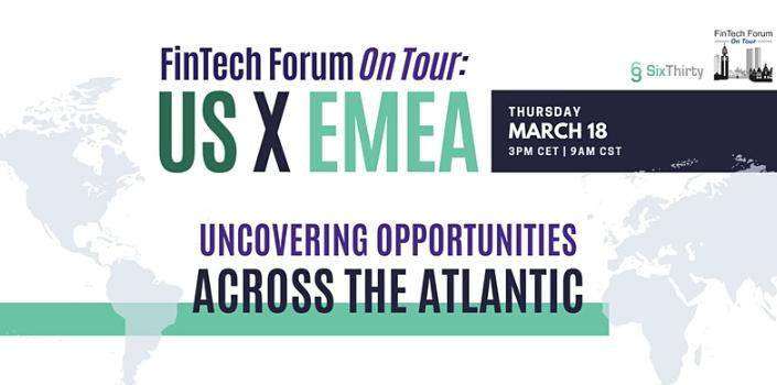 FinTech Forum   US x EMEA