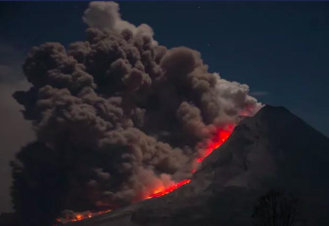 Volcano Catastrophe Bond